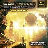 Mark Brandis - Raumkadett Hoerspielbox - Folge 01-03