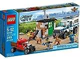 POLICE Lego City Police Dog Unit 60048 by LEGO [並行輸入品]