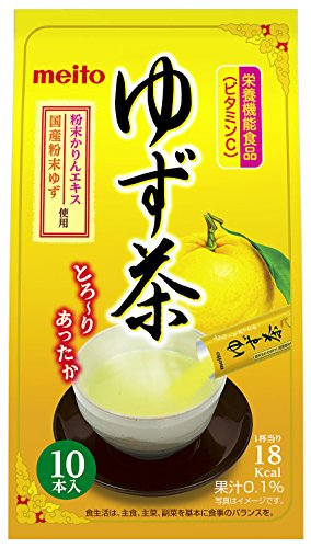 ゆず茶 袋4.5g×10