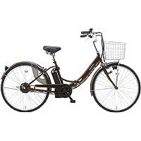 折りたたみ 電動アシスト自転車 26インチ バッテリー式 SUISUI(スイスイ) KH-DCY100(N)