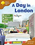 Oxford Reading Tree: Stage 8: Storybooks: a Day in London