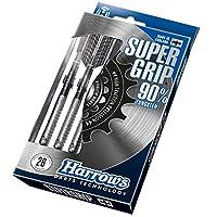 HARROWS スーパーグリップ 90% タングステン スチール チップダーツ 25g