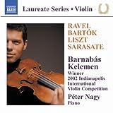 Violin Recital: Barnabas Keleman