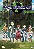 ログ・ホライズン第1シリーズコンプリートDVD-BOX2(14-25話完,300分)橙乃ままれアニメ[DVD][Import][PAL,再生環境をご確認ください]