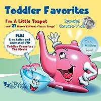 Toddler Favorites-the Movie (CD Packaging)