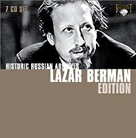 Lazar Berman Edition