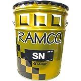ラムコ RAMCO SN 0W-20 エンジンオイル 20L VHVI化学合成 CAACFJ_DHBDV