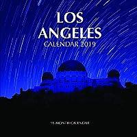 Los Angeles Calendar 2019: 16 Month Calendar
