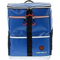 ビバハート VIVA HEART ボストンバッグ ターポリン バックパック 013-86835 ブルー