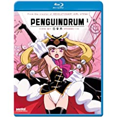Penguindrum Collection 1(輪るピングドラム) [第1話‐12話] [Blu-ray] [Import]