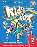 Kid's Box Level 2 Pupil's Book British English (Kids Box)