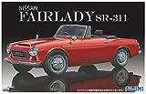 フジミ模型 1/24 インチアップシリーズ No.108 ニッサン フェアレディ SR311 プラモデル ID108