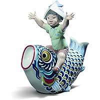 リヤドロ LLADRÓ 鯉のぼり 01008775