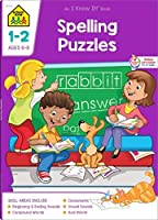 Spelling Puzzles, Grades 1-2 (School Zone's I Know It!) by Joan Hoffman;Mary Vivian(2014-01-14)