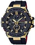 [カシオ]CASIO 腕時計 G-SHOCK ジーショック G-STEEL 35th Anniversary ゴールドトルネード スマートフォンリンクモデル GST-B100TFB-1AJR メンズ