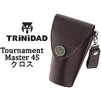 TRiNiDAD/トリニダード ダーツケース トーナメントマスター4S クロス ブラウン