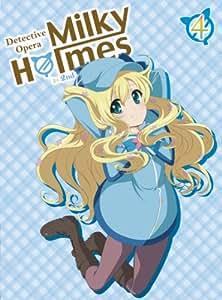 探偵オペラ ミルキィホームズ 第2幕【4】 [Blu-ray]