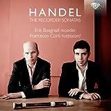 Handel: The Recorder Sonatas 画像