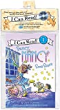 Fancy Nancy Sees Stars Book and CD (I Can Read Level 1)