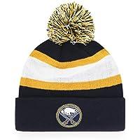 NHL Rush Down OTS Cuff Knit Cap with Pom、1サイズ
