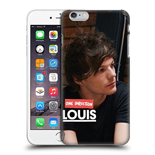 オフィシャル One Direction 1D ギター ルイ・トムリンソン フォト スナップオン ハードケース Apple iPhone 6 Plus 5.5