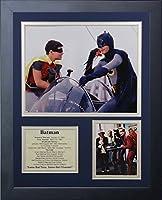 Legends Never Die Batman Framed Photo Collage, 11 by 14-Inch [並行輸入品]