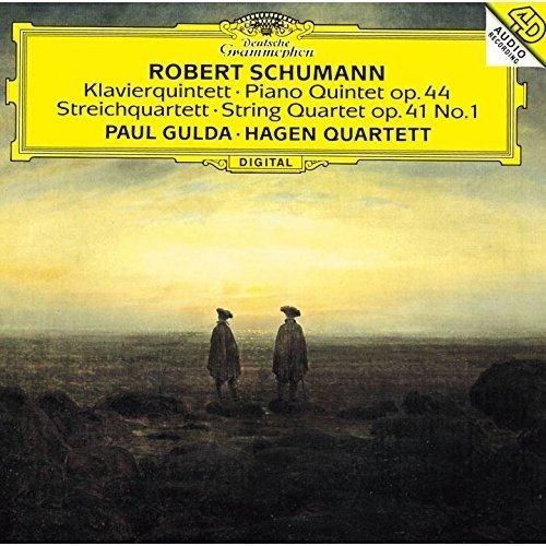 シューマン:ピアノ五重奏曲、弦楽四重奏曲第1番の詳細を見る