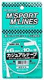 MYS カジュアルテープ ホワイト(6mm×10m) MM-06