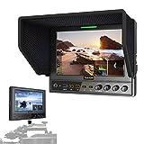 TARION® M7-S HD 液晶 フィールド モニター ディスプレイ デジタル 一眼レフ ビデオカメラ用 プロ 7'' 1280*800 IPS Screen HDMI SDI IN/OUT LCD HD Monitor For Canon Nikon Video Camera