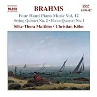 Four Hand Piano Music 12