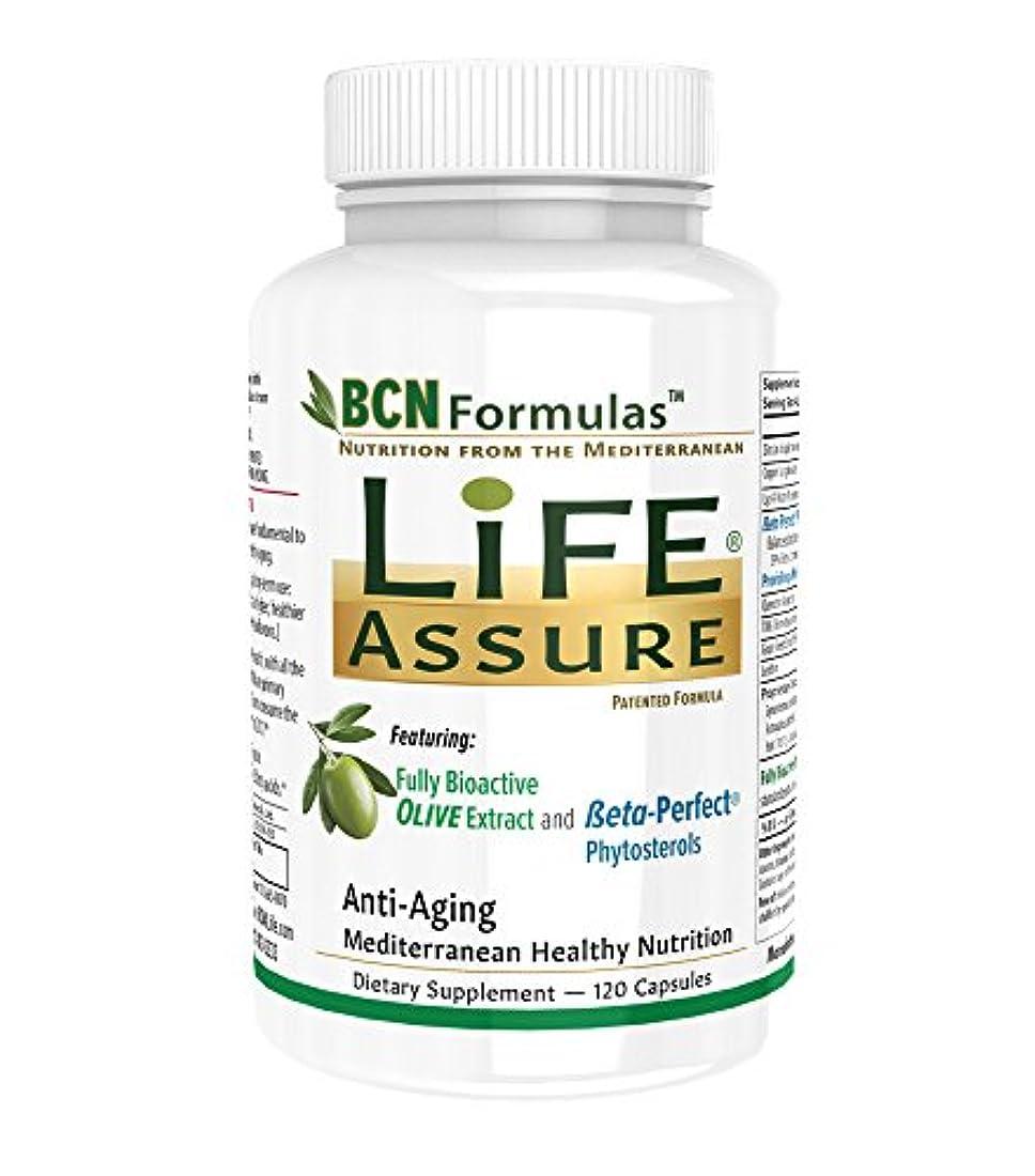 正当化する実行可能位置するBCN Formulas Life Assure アンチ エイジング フォーミュラ(120カプセル)