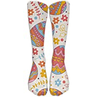 Tribal Easter Eggs Women's Popular Athletic Crew Sock Stocking Breathable Compression Socks