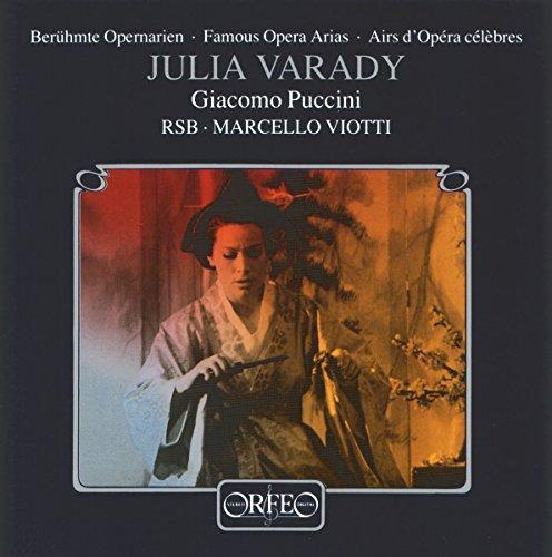 プッチーニ:オペラ・アリア集 (Puccini: Arias) [Import CD]