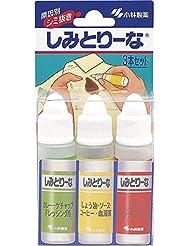 日亚: 小林制药 局部急救速效 去污去渍笔10ml3支装 24小时应急去污 ¥23