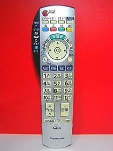Panasonic 液晶テレビ用リモコン EUR7660Z10