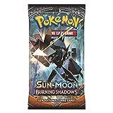 ポケモンカードゲーム サン&ムーン Burning Shadows (闘う虹を見たか 光を喰らう闇) Booster Pack 拡張パック [英語版] [並行輸入品]