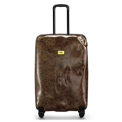 CRASH BAGGAGE(クラッシュバゲージ)100L 1週間~長期滞在用 スーツケース トランク SURFACE [ 2カラー ] 100L,BrownFur(31)