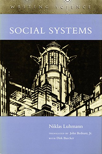 Social Systems (Writing Science)の詳細を見る