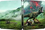 【Amazon.co.jp限定】ジュラシック・ワールド/炎の王国 4K UHD+ブルーレイセット スチールブック仕様(特典映像ディスク付き) [Blu-ray]
