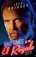 Bad Times At The El Royale 映画ポスター 18インチ x 28インチ FINESTPRINT88