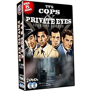 TV's Cops & Private Eyes Television Classics [DVD] [Import]