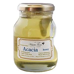【優秀賞受賞】 純粋国産はちみつ 「Acacia-アカシア」 2016年 230g 非加熱天然生はちみつ 大阪府太子町産