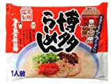 藤原製麺 博多らーめんとんこつ味 114g×10袋