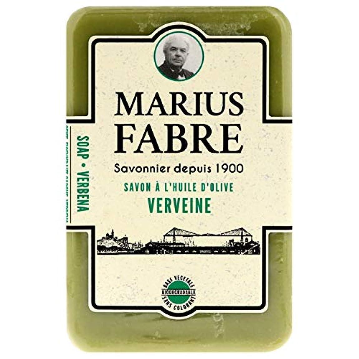 入る忌避剤荒廃するサボンドマルセイユ 1900 バーベナ 250g