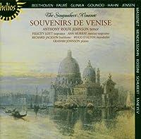 Souvenirs de Venise by Anthony Rolfe Johnson (2005-11-08)