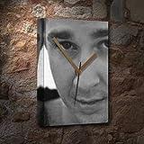 SHIA LABEOUF / シャイア・ラブーフ - キャンバスクロック(A5 - アーティストによって署名されました) #js001