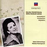 Galina Vishnevskaya Sings Russian Songs