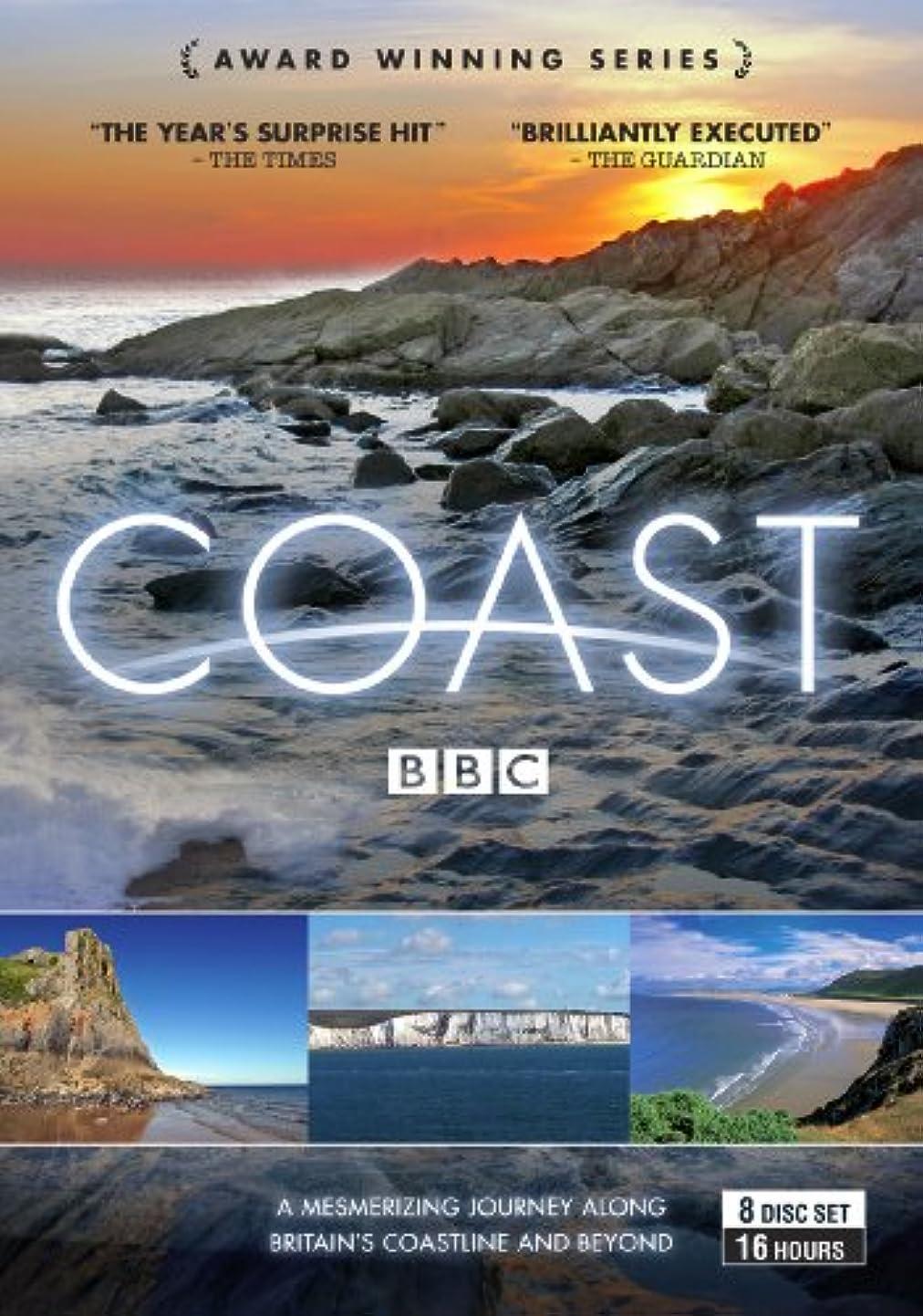 ブリード閉じ込める顔料Coast [DVD] [Import]