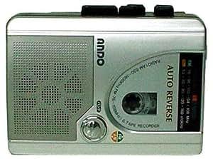 ANDO ラジオ付カセットレコーダー RC7-620