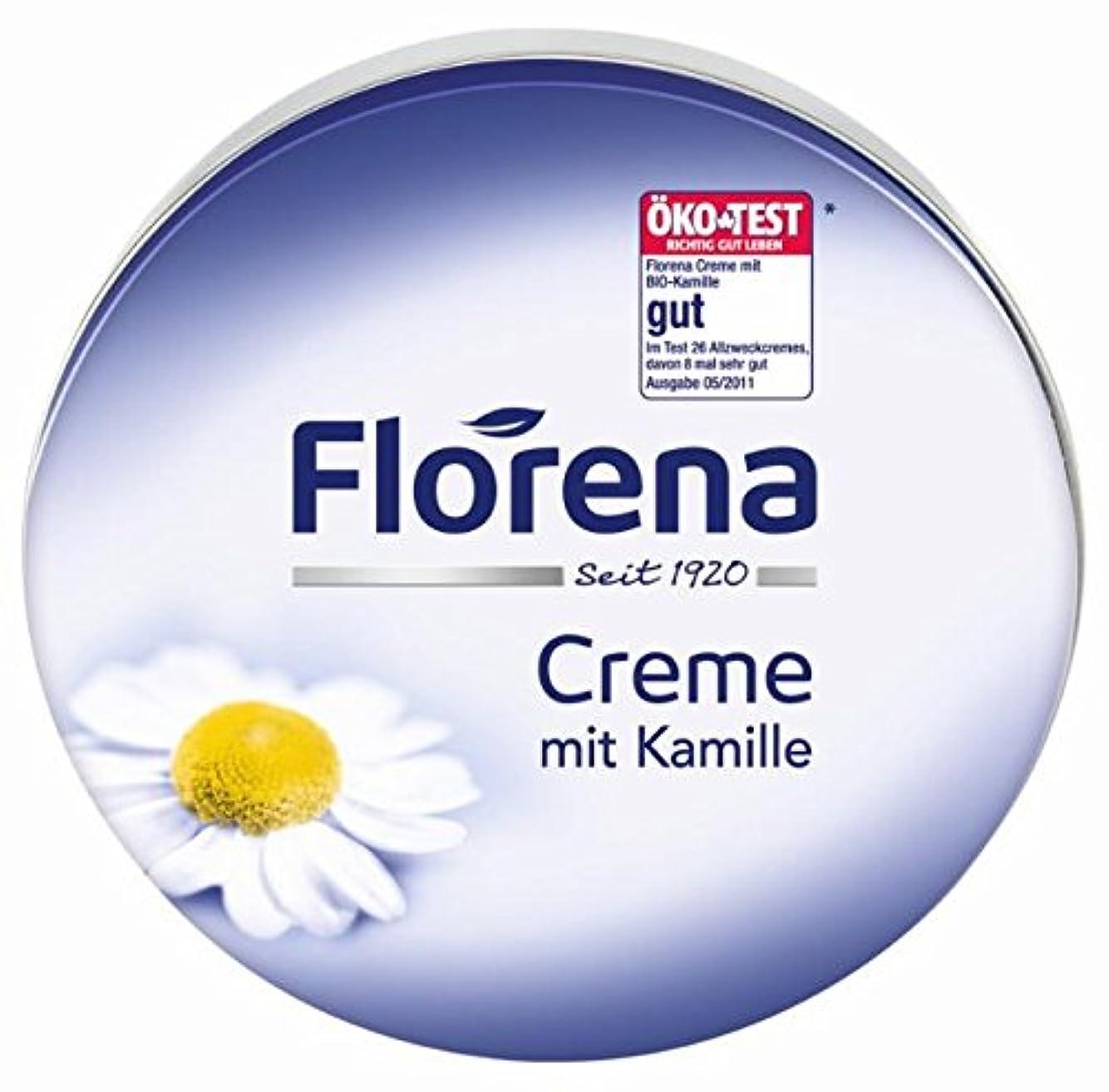 そばにやさしい振る舞うフロレナ フロレナクリーム缶 75ml